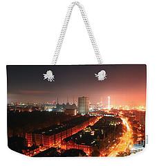 Panoramic London Weekender Tote Bag