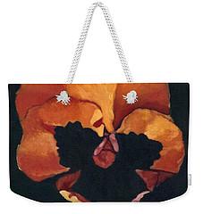 Pansy No.6 Weekender Tote Bag