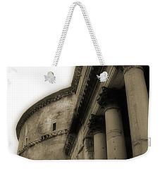 Pantheon Weekender Tote Bag by Angela DeFrias