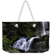 Panther Falls Weekender Tote Bag