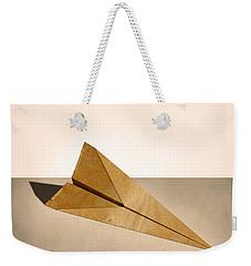 Paper Airplanes Of Wood 15 Weekender Tote Bag