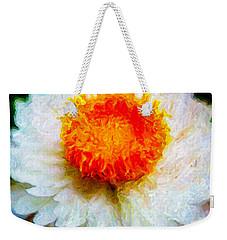 Paper Daisy Weekender Tote Bag