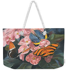 Papillons Weekender Tote Bag