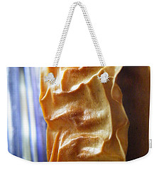 Weekender Tote Bag featuring the photograph Paprika by Brian Boyle