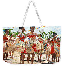 Papua New Guinea Cultural Show Weekender Tote Bag