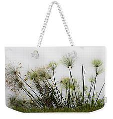 Papyrus Weekender Tote Bag by Menachem Ganon