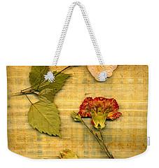 Papyrus4 Weekender Tote Bag