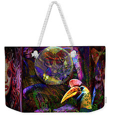 Pacific Remote Islands National Monument Tribute Weekender Tote Bag by Joseph Mosley