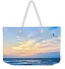 Paraclete At Sunrise  Weekender Tote Bag