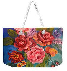 Parade Of Roses 11 Weekender Tote Bag