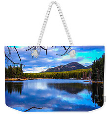 Weekender Tote Bag featuring the photograph Paradise 2 by Shannon Harrington