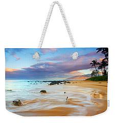 Paradise Dawn Weekender Tote Bag by Mike  Dawson