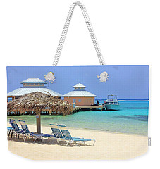 Paradise Docking Weekender Tote Bag