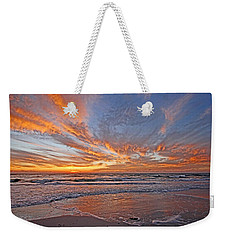 Weekender Tote Bag featuring the photograph Paradise Found by HH Photography of Florida