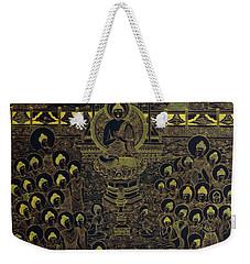 Paradise Of Holy Sakyamuni Weekender Tote Bag
