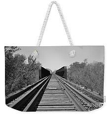Parallelism Weekender Tote Bag