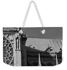 Paris Ornate Building Weekender Tote Bag