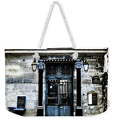 Paris Blues Weekender Tote Bag
