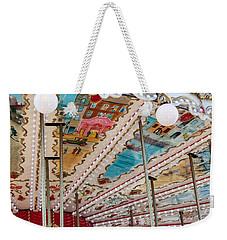 Paris Carousel Weekender Tote Bag