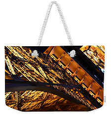 Paris Las Vegas Eiffel Tower Weekender Tote Bag
