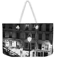Paris-steps-montmartre Weekender Tote Bag