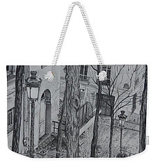 Parisienne Walkways Weekender Tote Bag