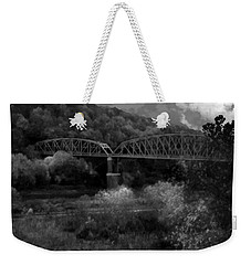 Parker Bridge Weekender Tote Bag