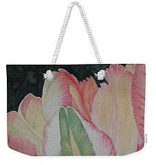 Parrot Tulip Weekender Tote Bag