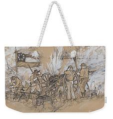 Parrott Answer Weekender Tote Bag