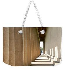 Parthenon1 Nashville Tn Weekender Tote Bag by EricaMaxine  Price