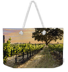 Paso Vineyard  Weekender Tote Bag