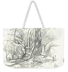 Passageway At Elephant Rocks Weekender Tote Bag