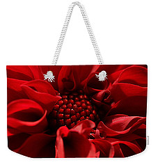 Passion Weekender Tote Bag by Connie Handscomb