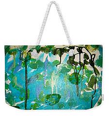 Passion Vine Weekender Tote Bag