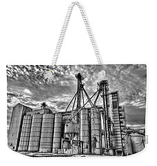 Past Elevation Weekender Tote Bag