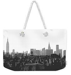 Past Present Future Weekender Tote Bag