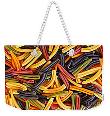 Pasta Lovers Weekender Tote Bag by Clare Bevan
