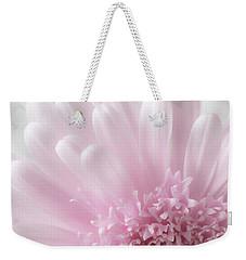 Pastel Daisy Weekender Tote Bag