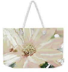Pastel Daisy Photoart Weekender Tote Bag