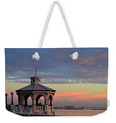 Pastel Sky Weekender Tote Bag by Leticia Latocki