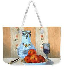 Pastel Study Weekender Tote Bag