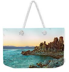 Pastel Tufas Weekender Tote Bag