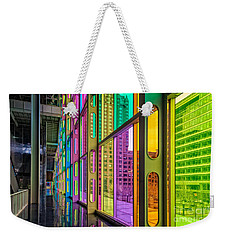 Pastel World Weekender Tote Bag