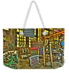 Paterson Silk Mill Weekender Tote Bag
