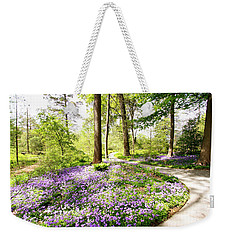 Path Of Serenity Weekender Tote Bag