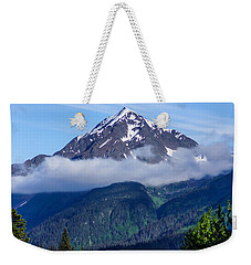 Path Through Alaska Weekender Tote Bag