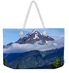 Path Through Alaska Weekender Tote Bag