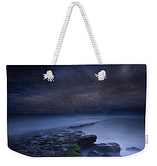Path To Infinity Weekender Tote Bag