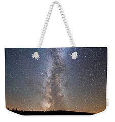 Path To Our Galaxy   Weekender Tote Bag
