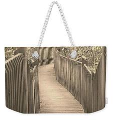 Pathway Weekender Tote Bag